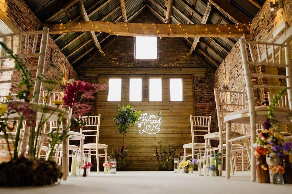 Sedgewell Barn