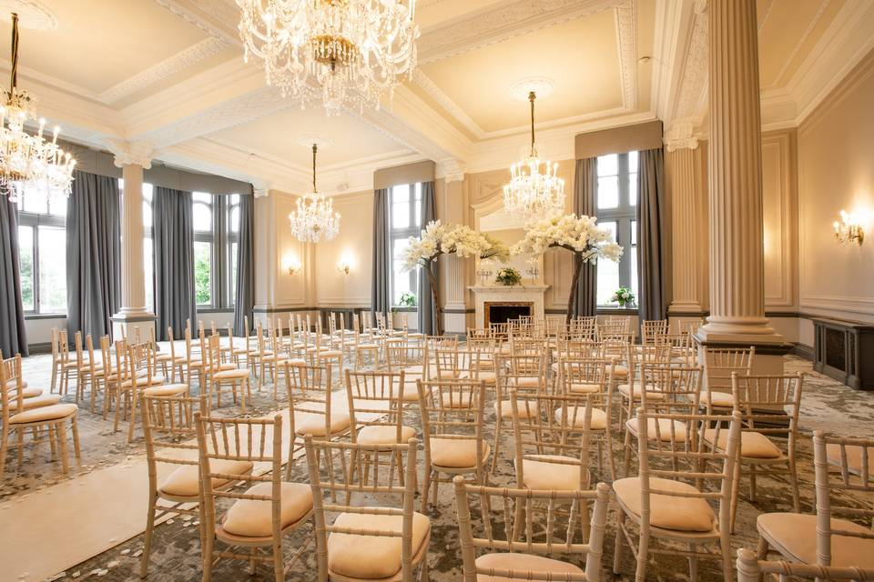 The Drawing Room Ceremony