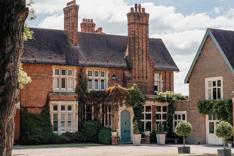 Pontlands Park Front House
