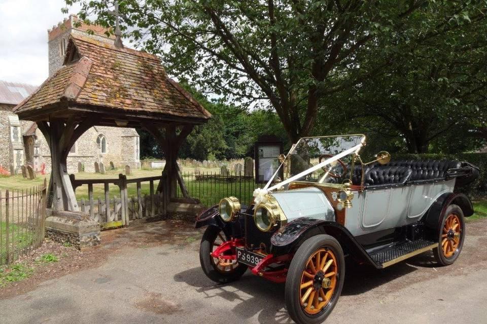 Vintage Cars Suffolk