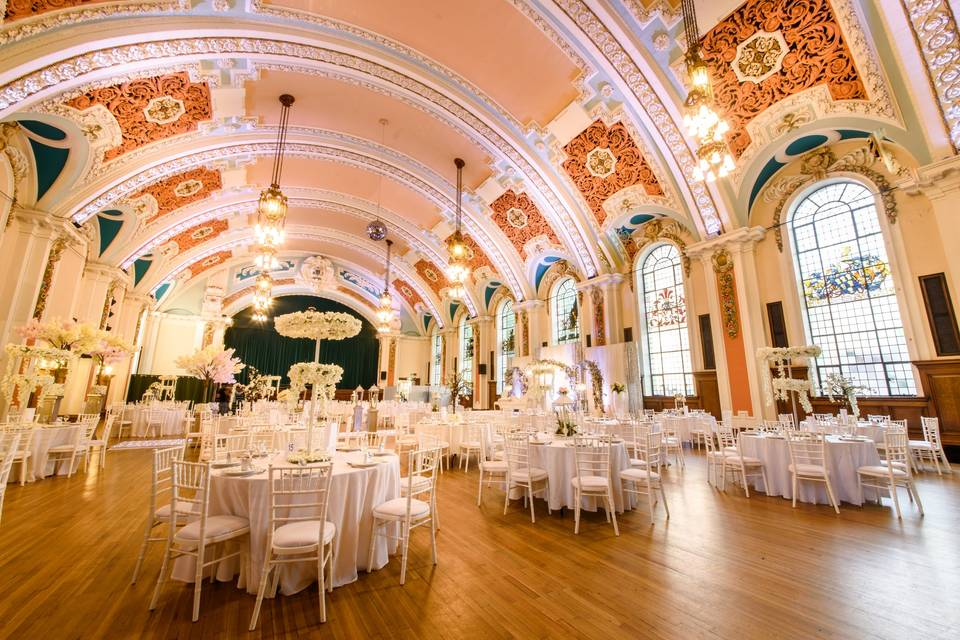 Stockport Town Hall 20