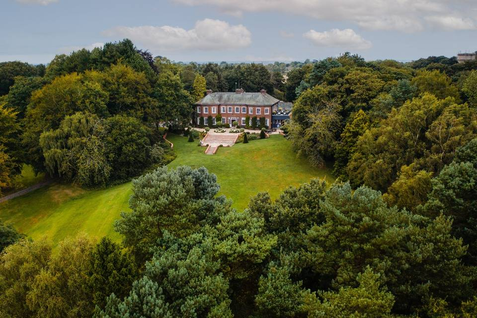 Delamere Manor and Grounds