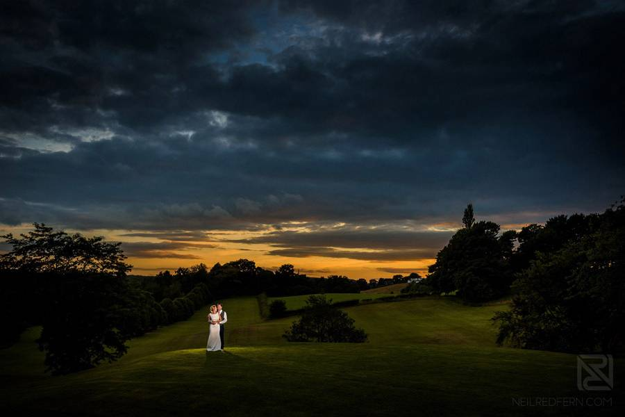 Bride and Groom Grounds
