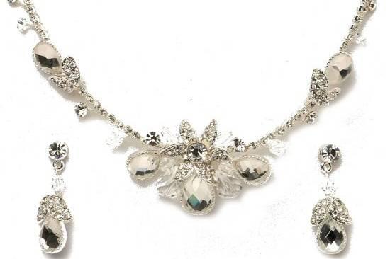 Nathalie French Jewellery Set