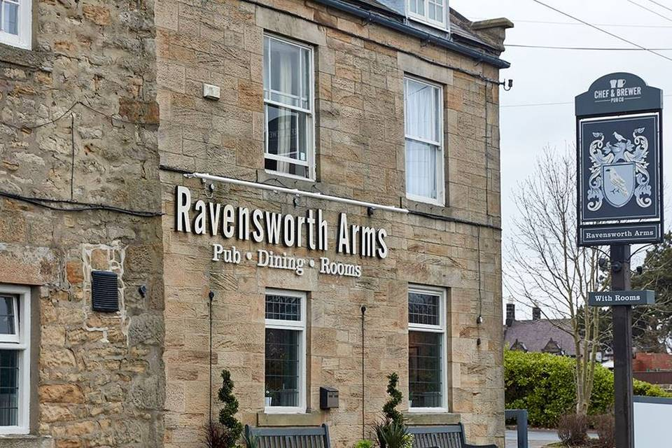 The Ravensworth Arms
