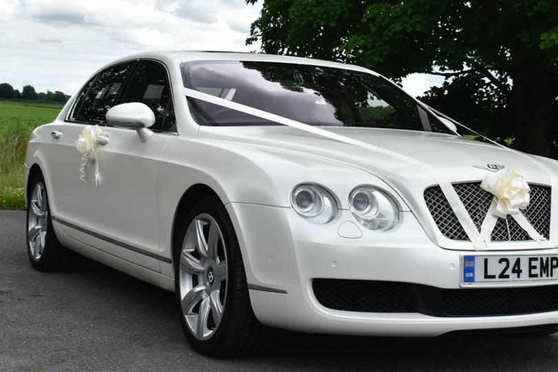 Iconic Bride Luxury Hire