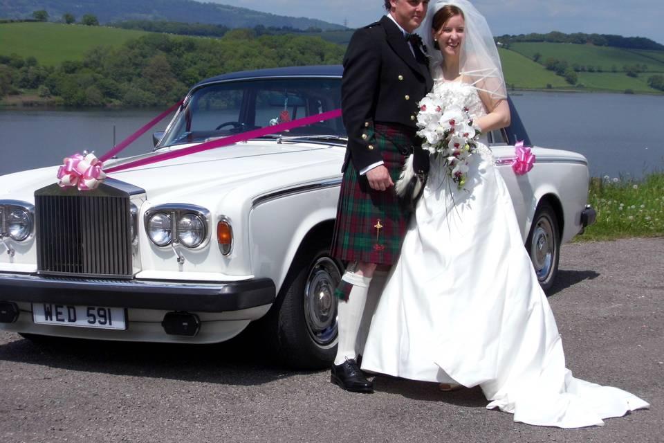 Windsor Wedding Car Hire Services