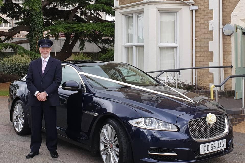 Luxury Jaguar XJ