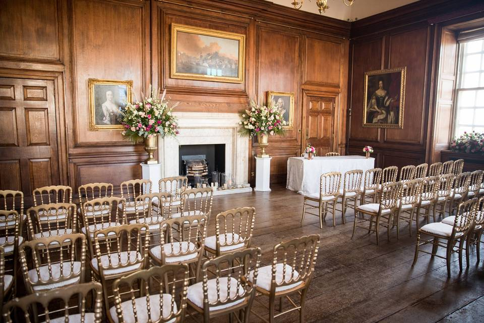 The Webb Room, Admiral's House