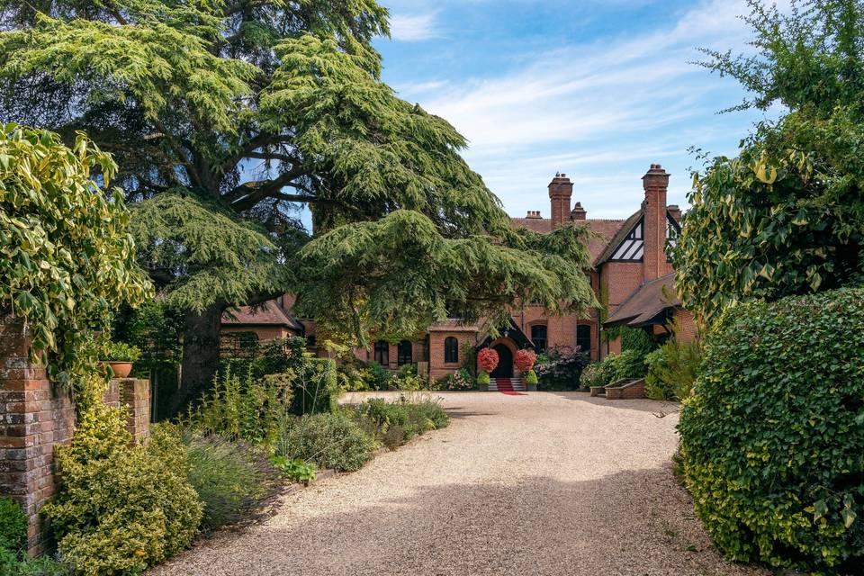 Careys Manor Hotel & SenSpa in Brockenhurst