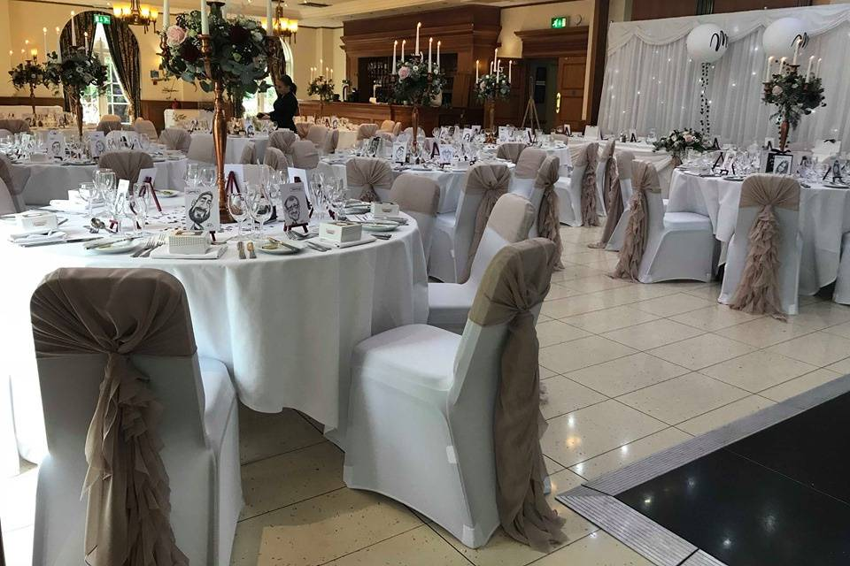 Leicestershire Suite