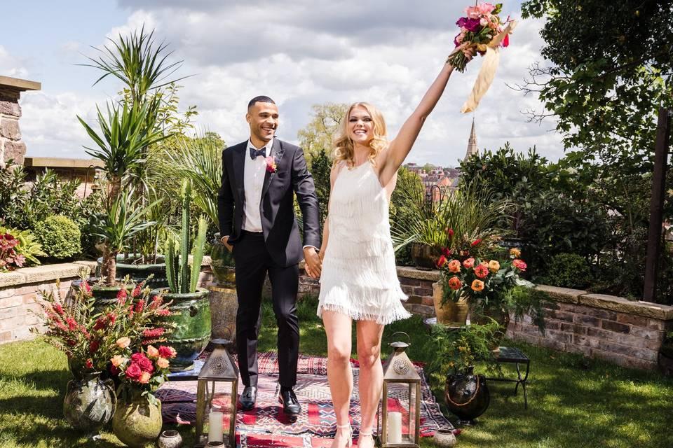 Shropshire Wedding Planner