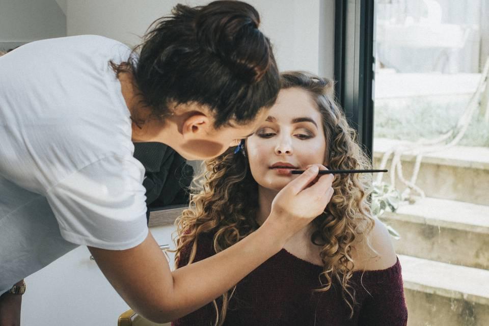 Coco Milk Makeup Artistry