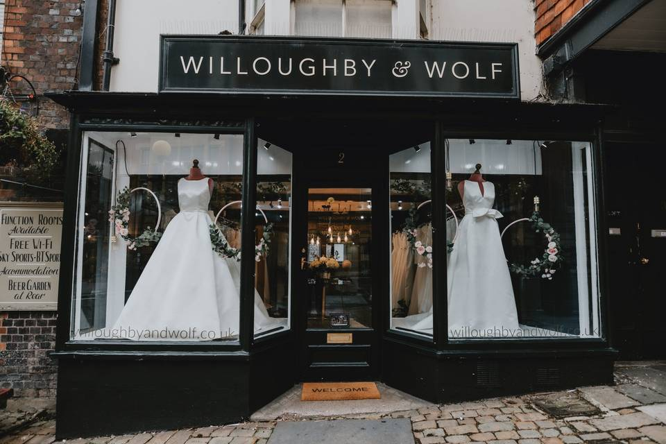 Willoughby & Wolf