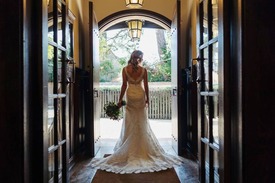 Best wedding venue in Hampshire | Montagu Arms Hotel
