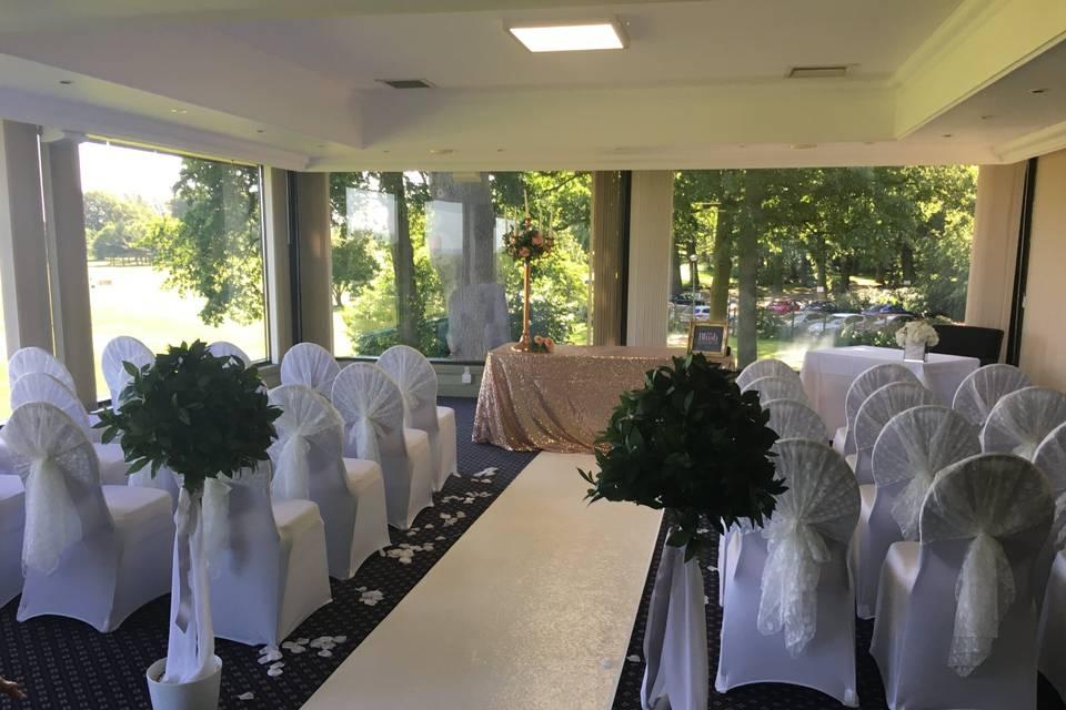 Cicil Ceremony Room