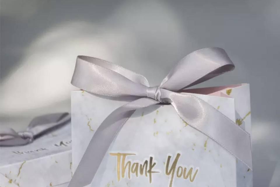 Thank you present