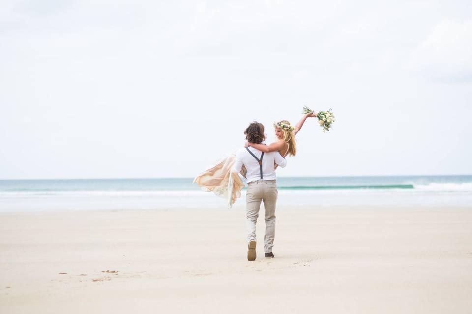 Lusty Glaze Private Beach Weddings