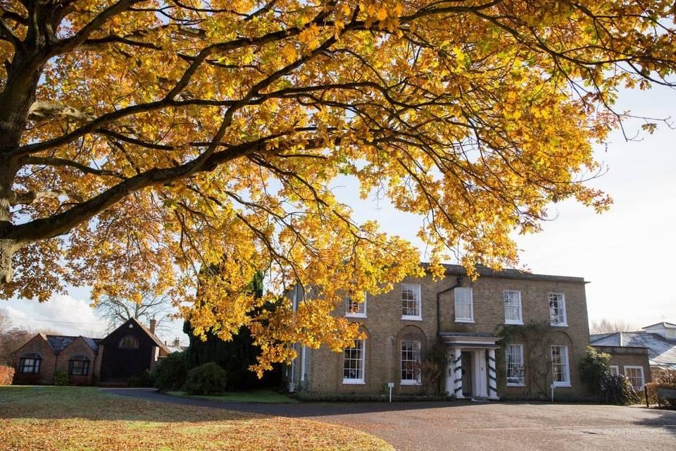 Manor House Autumn