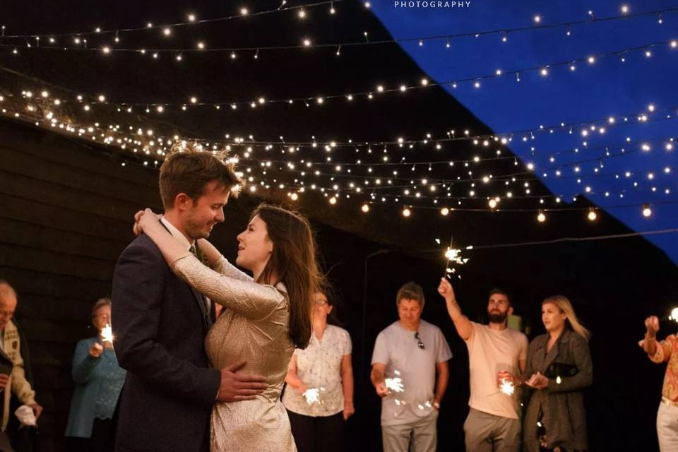 Dancing under the lights - Olly Knight Photography