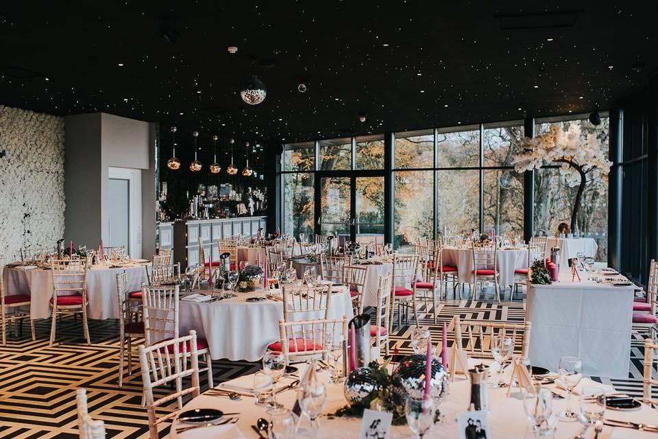 The Looking Glass ballroom