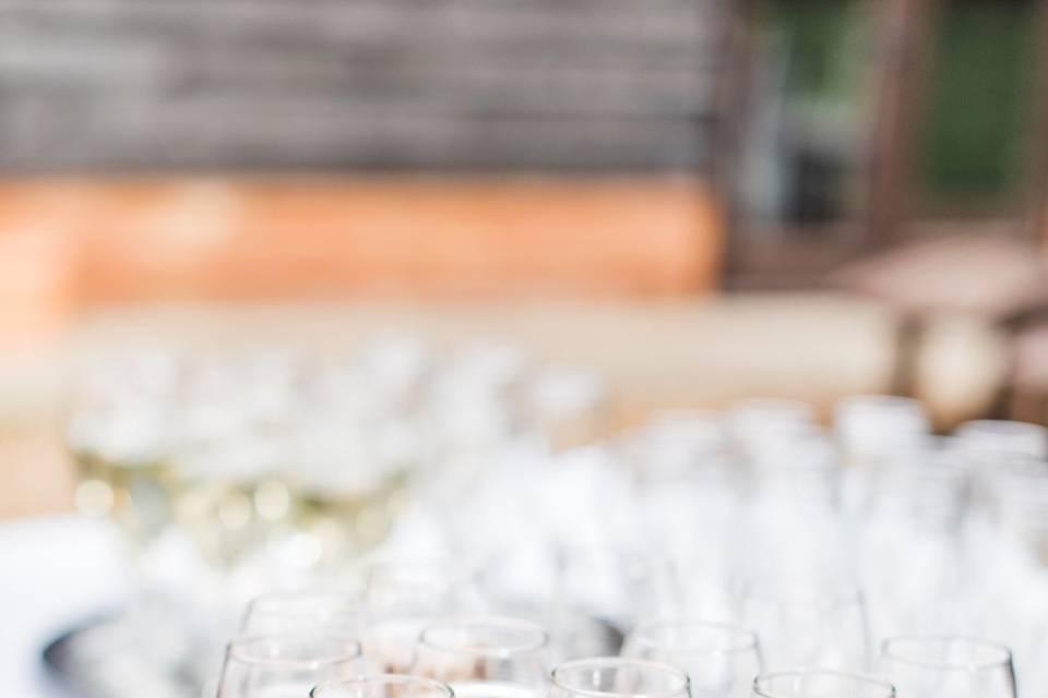Drinks reception