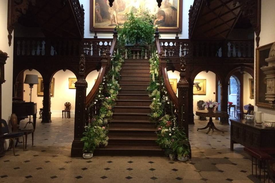 Our beautiful staircase