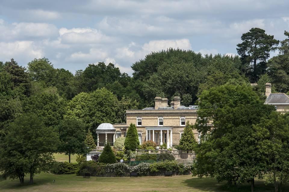 Ponsbourne Park