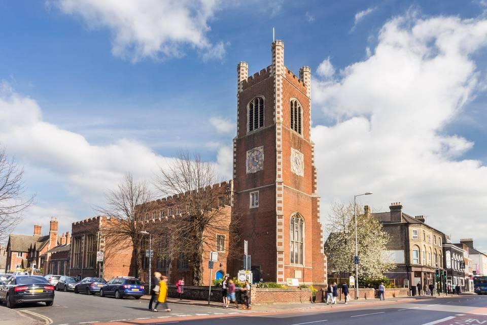 St Paul's Cambridge 11