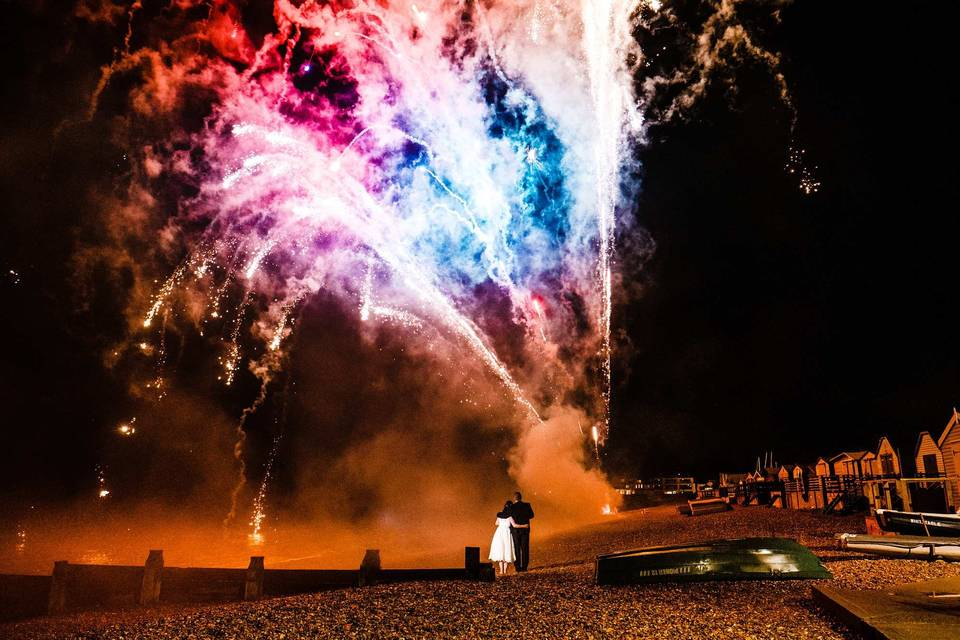 Fireworks - Ross Hurley Photography