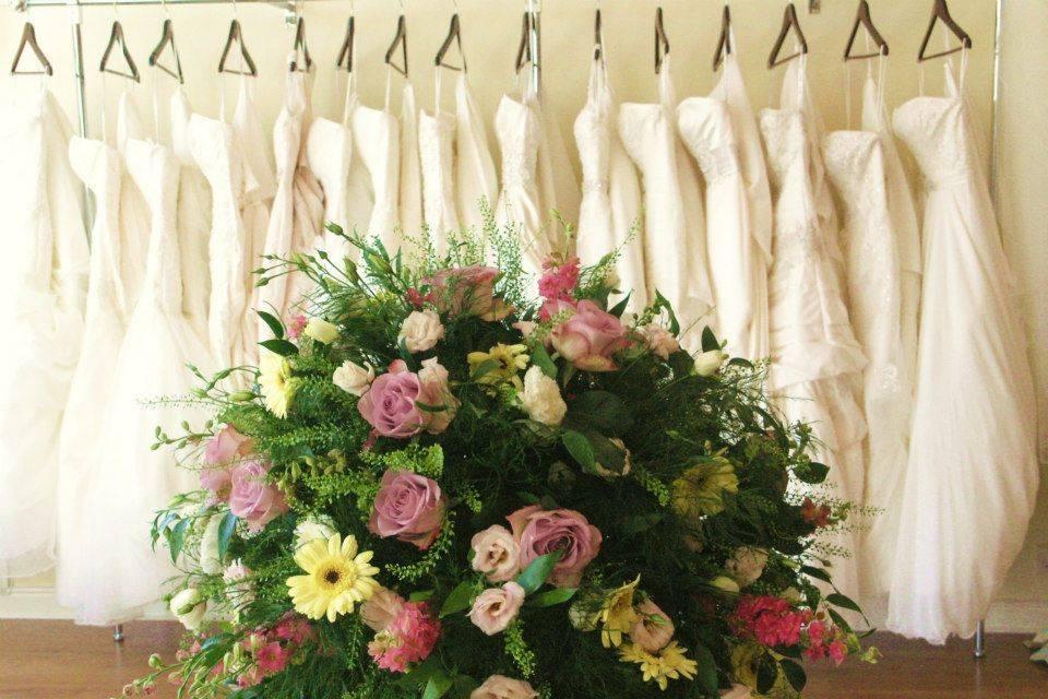 Cath Adam @ The Bride Shop