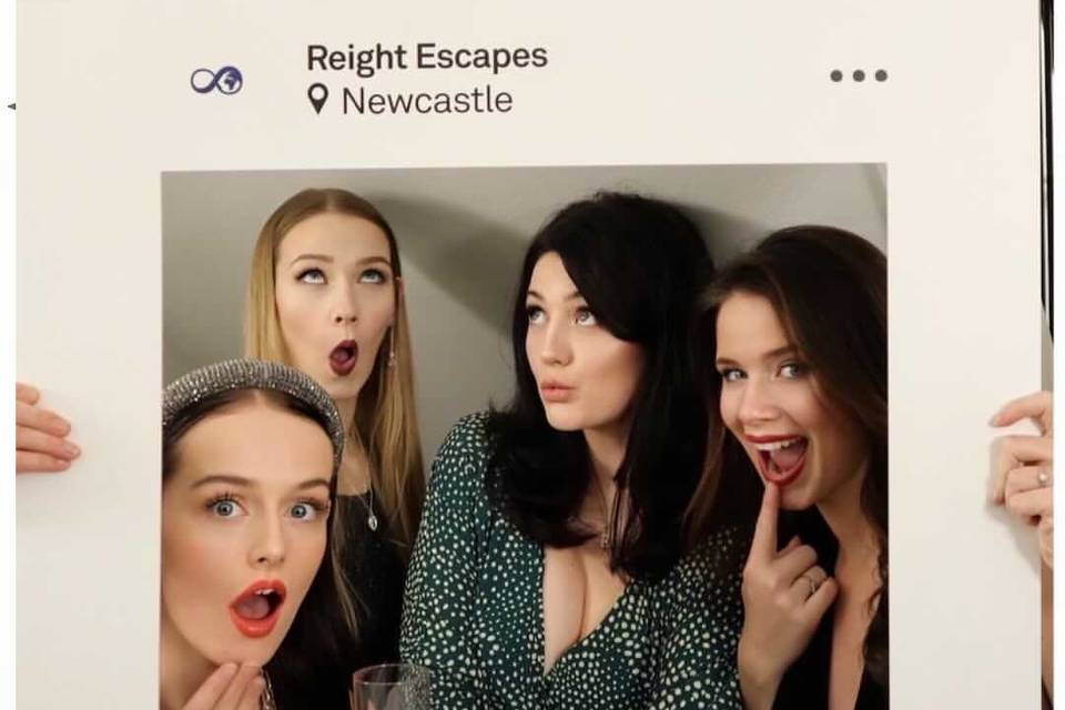 Reight Escapes