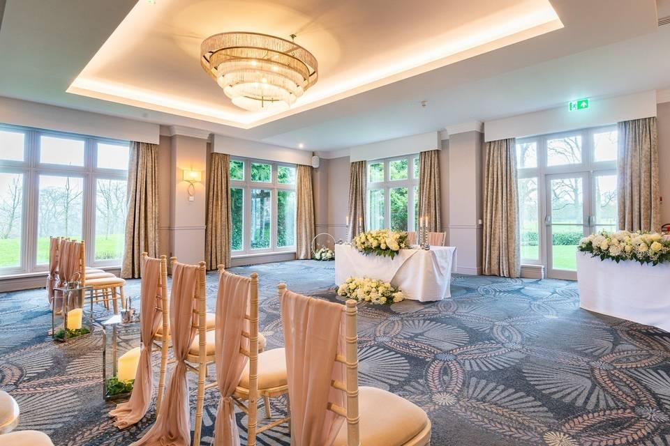 Towneley suite for civil ceremonies
