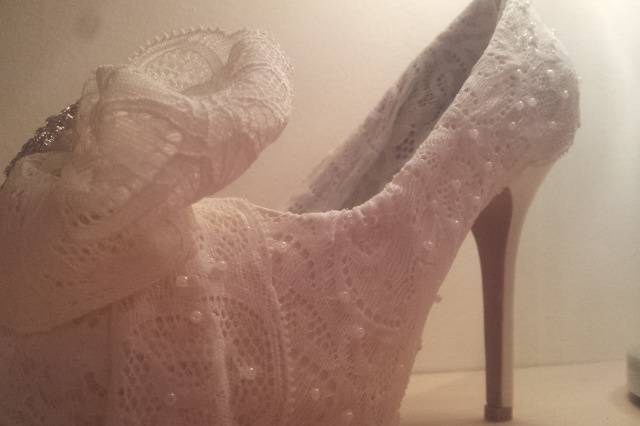 Shabby 2 Chic Shoe Revival