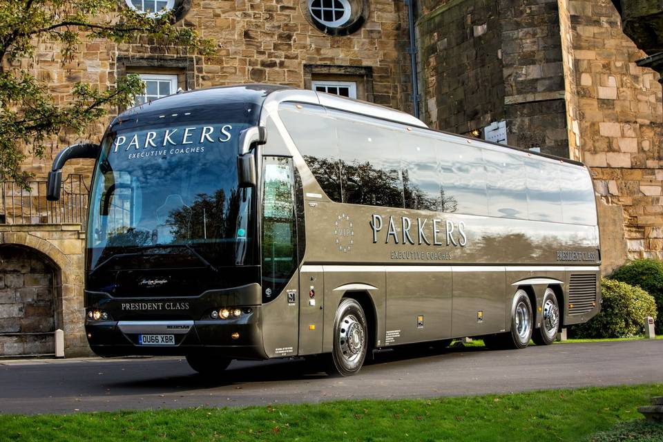 49 seat VIP Coach