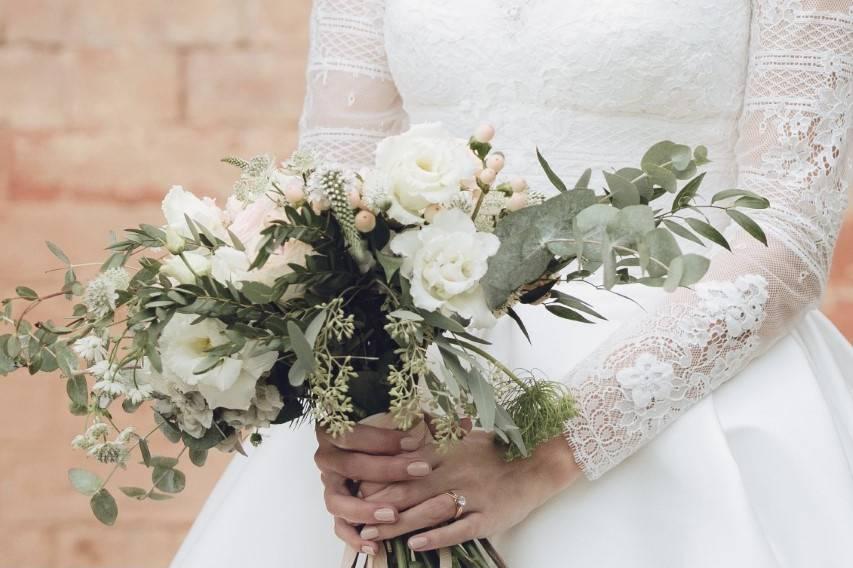 The beautiful bride