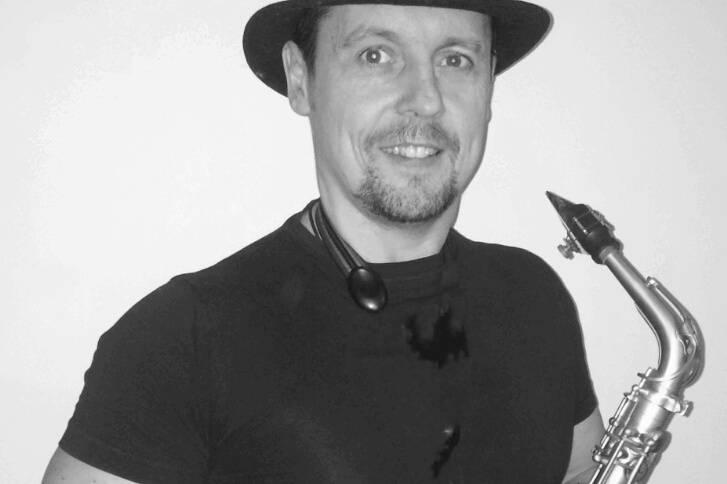 Saxophone lounge 2 Bill Finnegan