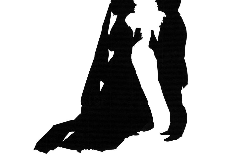 The Roving Artist - Silhouette Cutting