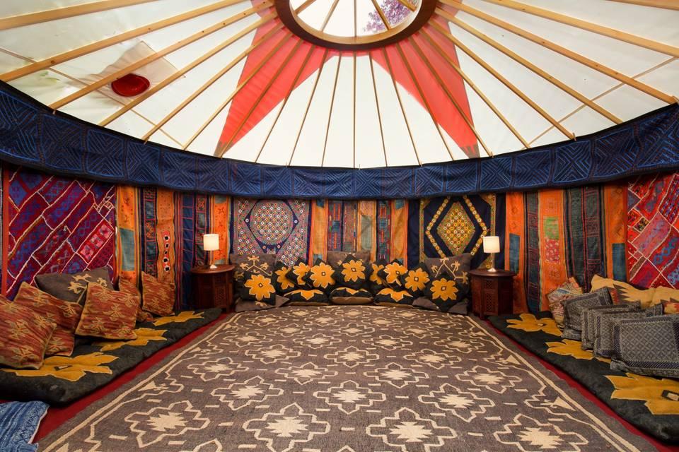 Hooe's Yurts