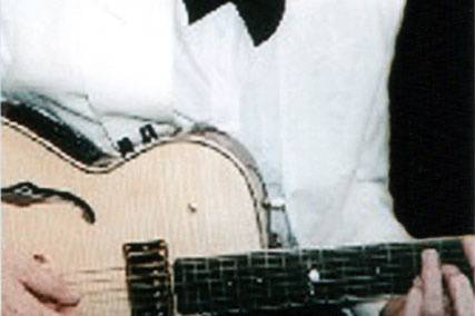Guitar/band leader John Gordon