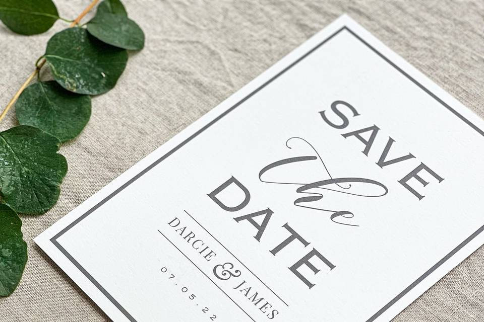 Rydal save-the-date