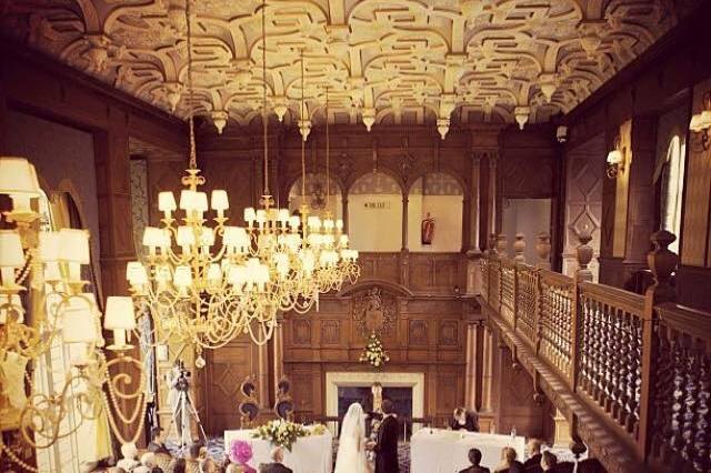 The Great Hall Ceremony