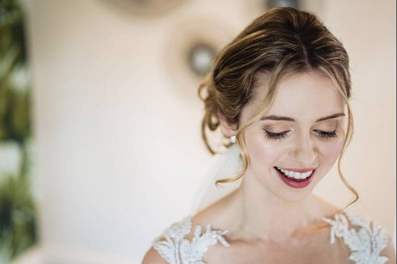 Wedding beauty services