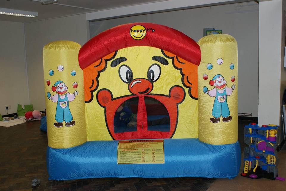 Bouncy fun