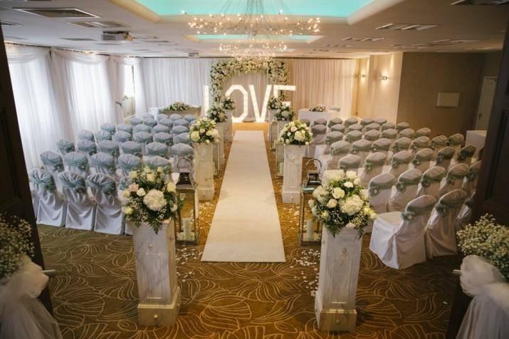 Barton Suite civil ceremony