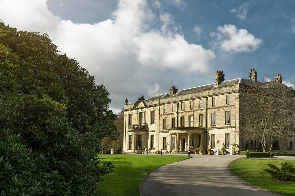 Beamish Hall Country House Hotel 50
