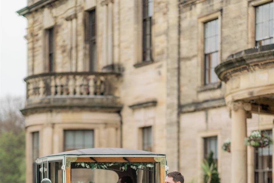 Beamish Hall Country House Hotel 74