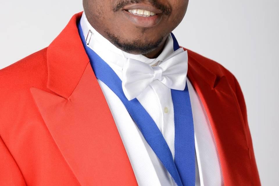 Joe Itua - Professional Toastmaster & Master of Ceremonies