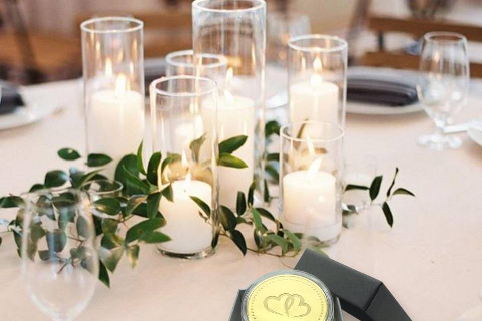 The Wedding Favour Coins