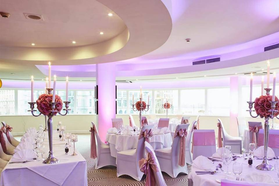 Airy event space